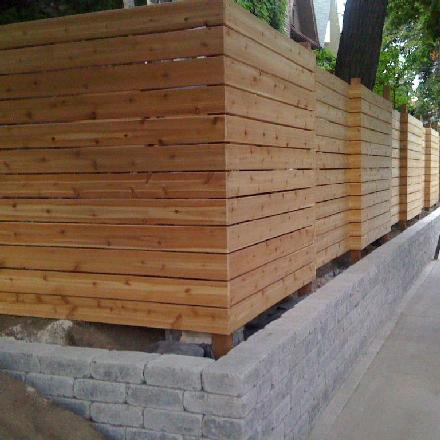 Manufactured Retaining Wall Systems Image